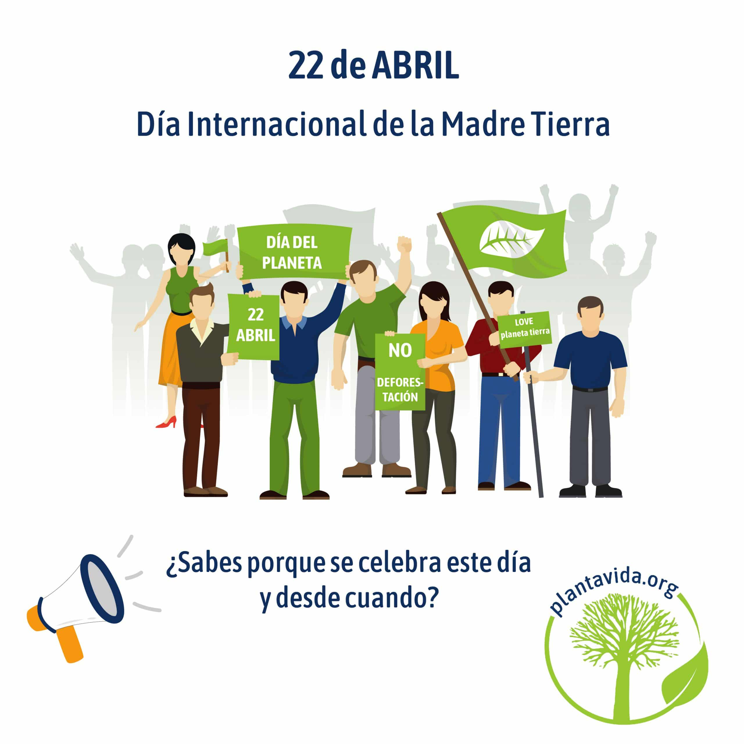¿Por qué se celebra el día de la Madre Tierra?